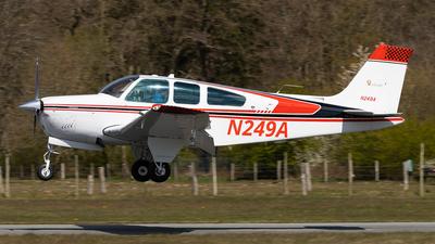 N249A - Beechcraft F33C Bonanza - Private