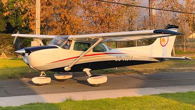 CC-AUY - Cessna 172M Skyhawk - Private
