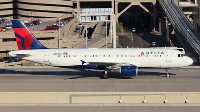 N375NC - Airbus A320-212 - Delta Air Lines
