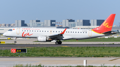 B-3175 - Embraer 190-100LR - GX Airlines