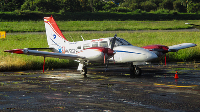 HK-5078 - Piper PA-34-200T Seneca II - Colcharter