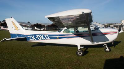A picture of ZKDKD - Cessna 172M Skyhawk II - [17261790] - © Jordan Elvy