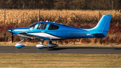 N347A - Cirrus SR22T - Private