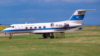 9K-AEH - Gulfstream G-III - Kuwait Airways