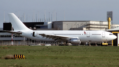 V2-LDX - Airbus A300B4-203 - European Airlines