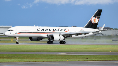 C-GCJT - Boeing 757-223(SF) - Cargojet Airways