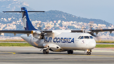 F-GRPX - ATR 72-212A(500) - Air Corsica