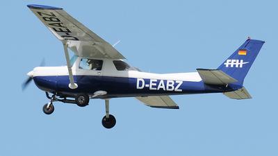 A picture of DEABZ - Cessna 152 - [15279736] - © Claus Seifert