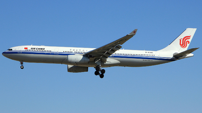B-8385 - Airbus A330-343 - Air China