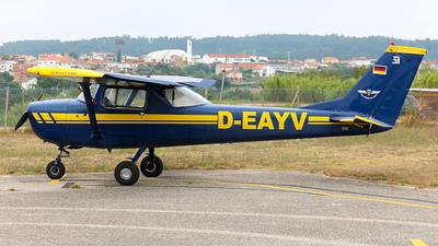 D-EAYV - Cessna 150H - Aero Club - Leiria