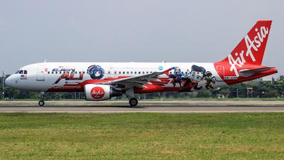 A picture of 9MAHR - Airbus A320216 - AirAsia - © eduardo k purba