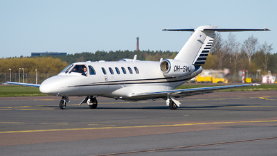 OH-SWJ - Cessna 525A CitationJet 2 Plus - Scanwings