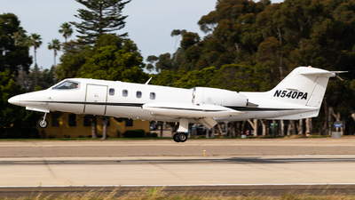 N540PA - Bombardier Learjet 35A - Private