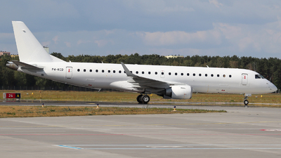 P4-KCD - Embraer 190-100LR - Air Astana