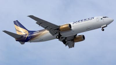 SP-LLL - Boeing 737-4Q8 - Shaheen Air International