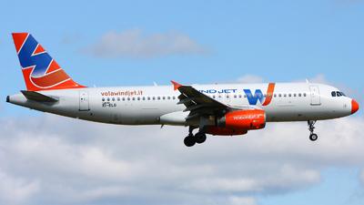 EI-ELG - Airbus A320-232 - Wind Jet