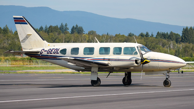 A picture of CGEOL - Piper PA31350 -  - © Santiago Arias