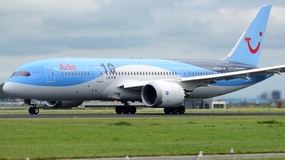 PH-TFL - Boeing 787-8 Dreamliner - Arke