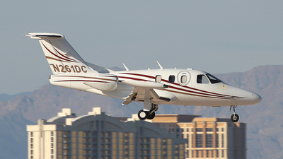 N261DC - Eclipse 500 - Private