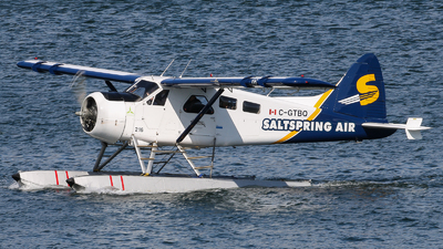 A picture of CGTBQ - De Havilland Canada DHC2 Beaver - [1316] - © Luft Spotter