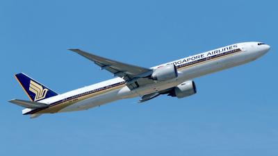 9V-SWN - Boeing 777-312ER - Singapore Airlines