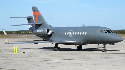 N850TC - Dassault Falcon 2000 - Private
