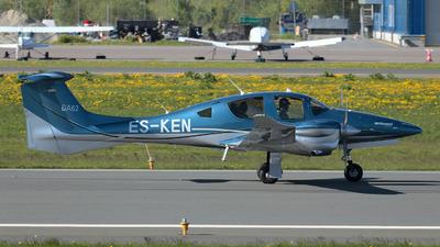 ES-KEN - Diamond Aircraft DA-62 - Diamond Sky