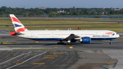 A picture of GSTBB - Boeing 77736N(ER) - British Airways - © United44life