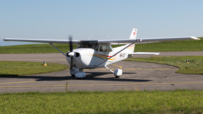 A picture of HBCIT - Cessna F172P Skyhawk - [F17202248] - © Alexandre Fazan
