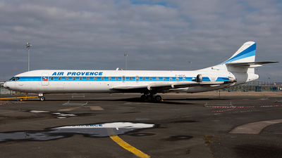 F-GCVL - Sud Aviation SE 210 Caravelle 12 - Air Provence International