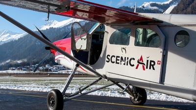 HB-FLA - Pilatus PC-6/B2-H4 Turbo Porter - Scenic Air
