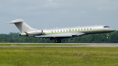 C-FPJD - Bombardier BD-700-2A12 Global 7500  - Private