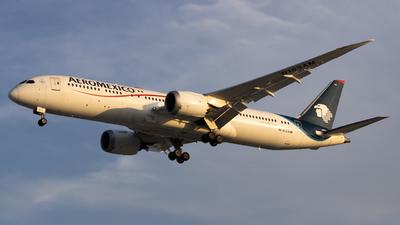 N183AM - Boeing 787-9 Dreamliner - Aeromexico