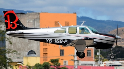 YS-166-P - Beechcraft E33A Bonanza - Private