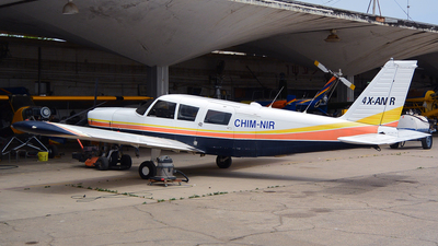 4X-ANR - Piper PA-32-300 Cherokee Six C - Chim-Nir Aviation