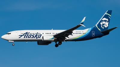 N553AS - Boeing 737-890 - Alaska Airlines
