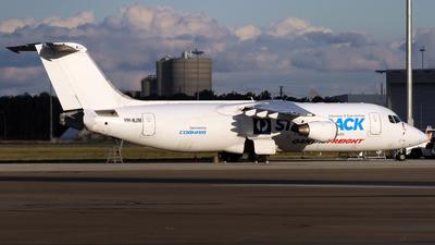 VH-NJM - British Aerospace BAe 146-300(QT) - Cobham Aviation Services Australia