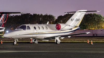 N220AK - Cessna 525 CitationJet 1 Plus - Private