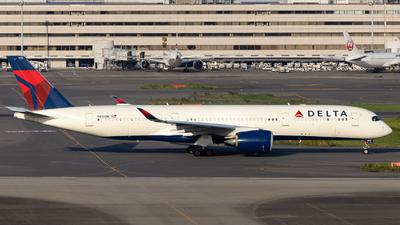 N510DN - Airbus A350-941 - Delta Air Lines