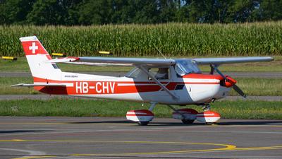 HB-CHV - Reims-Cessna F152 II - AeroFormation SA