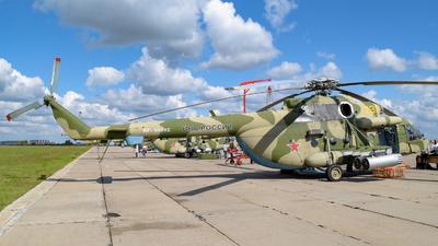 RF-95592 - Mil Mi-8AMTSh Hip - Russia - Air Force