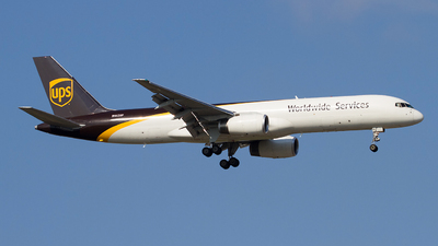 N462UP - Boeing 757-24A(PF) - United Parcel Service (UPS)