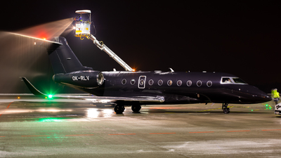 OK-RLV - Gulfstream G280 - Private