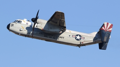 162165 - Grumman C-2A Greyhound - United States - US Navy (USN)