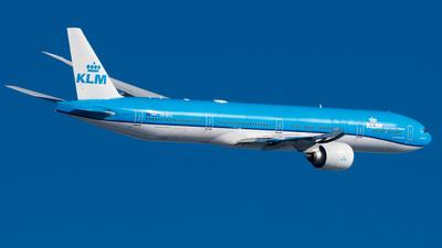 A picture of PHBVS - Boeing 777306(ER) - KLM - © Wilko Doodhagen
