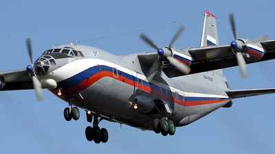 RA-12137 - Antonov An-12BK - Russia - 223rd Flight Unit State Airline