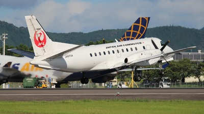 JA8704 - Saab 340B - Japan Air Commuter (JAC)