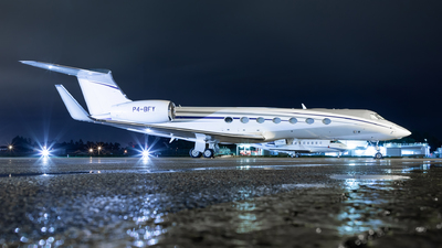 P4-BFY - Gulfstream G550 - Best Fly