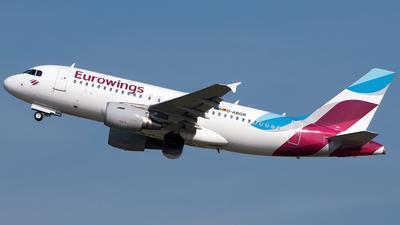 D-ABGR - Airbus A319-112 - Eurowings