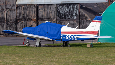 G-GDOG - Piper PA-28R-200 Cherokee Arrow II - Private